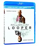 Looper (Blu-ray + DVD + Digital Copy) (Bilingual)