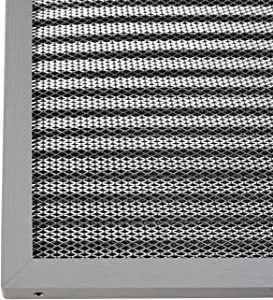 Lisol Reusable Furnace Air Filter (20x25x1) - Permanent Washable Electrostatic HVAC System Filter for AC or Furnace - Provide a Ceaner and Healthier Home Environment