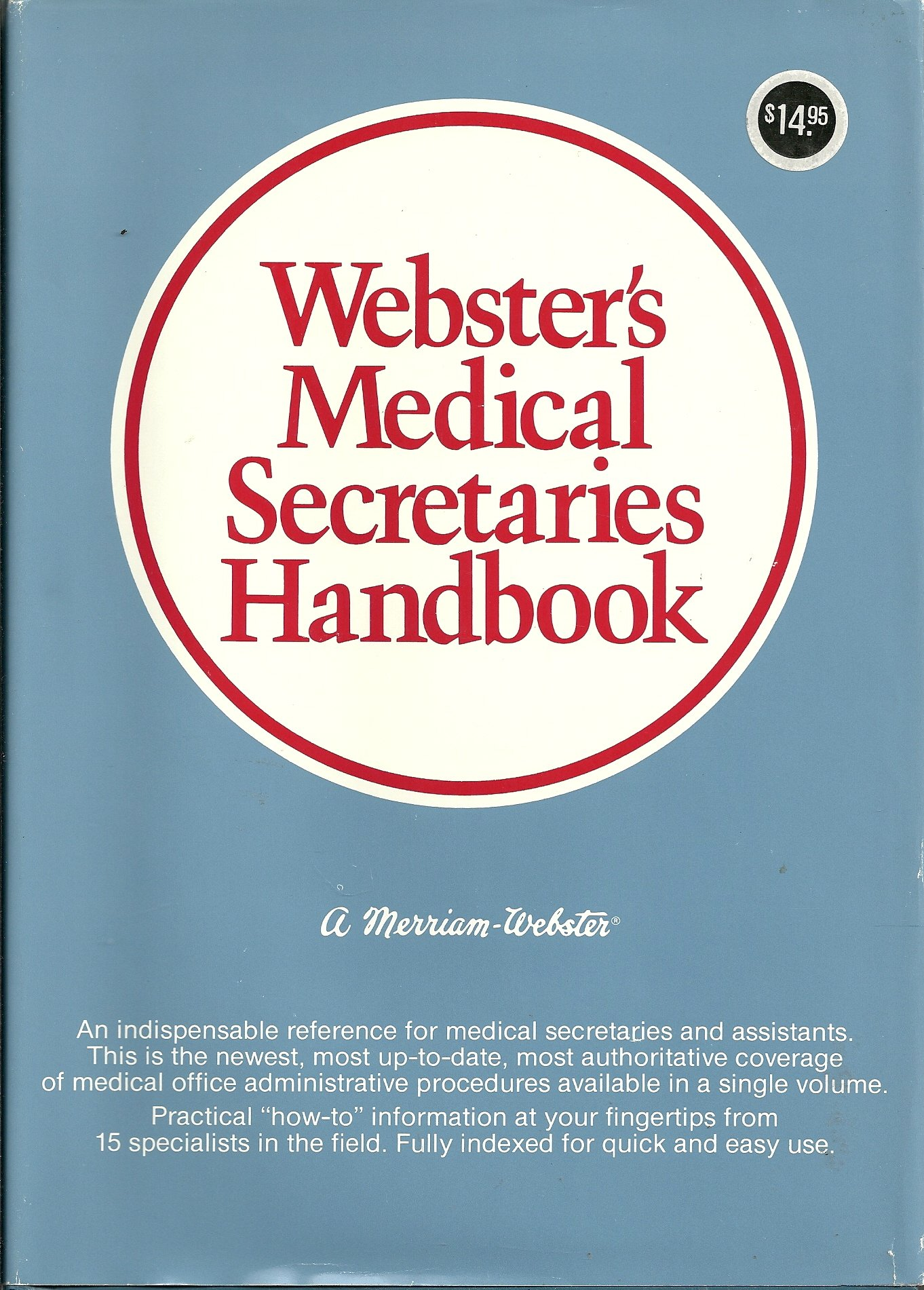 the complete handbook for medical secretaries and assistants