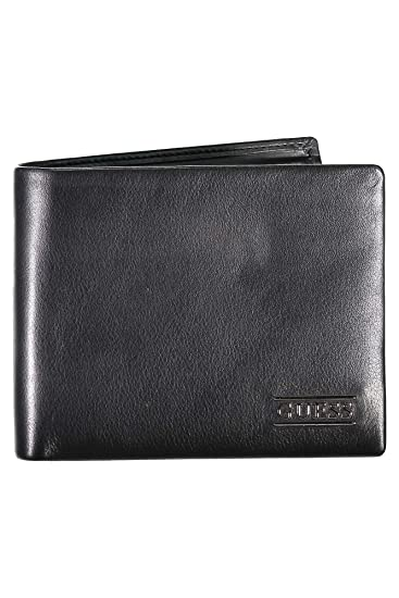 GUESS New Boston Billfold Coin Wallet Black  Amazon.co.uk  Shoes   Bags 1c44d78d9a