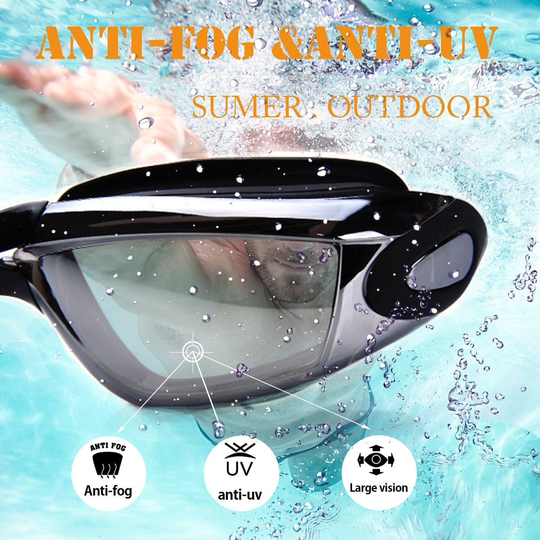 Brand New ZOTO Swim Goggles And Swim Cap