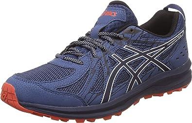ASICS 1011A034-401, Zapatillas de Running para Hombre, Azul Marino, 45 EU: Amazon.es: Zapatos y complementos