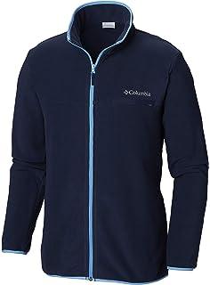 Columbia Mens Cascades Explorer Full-Zip Midweight Fleece ...