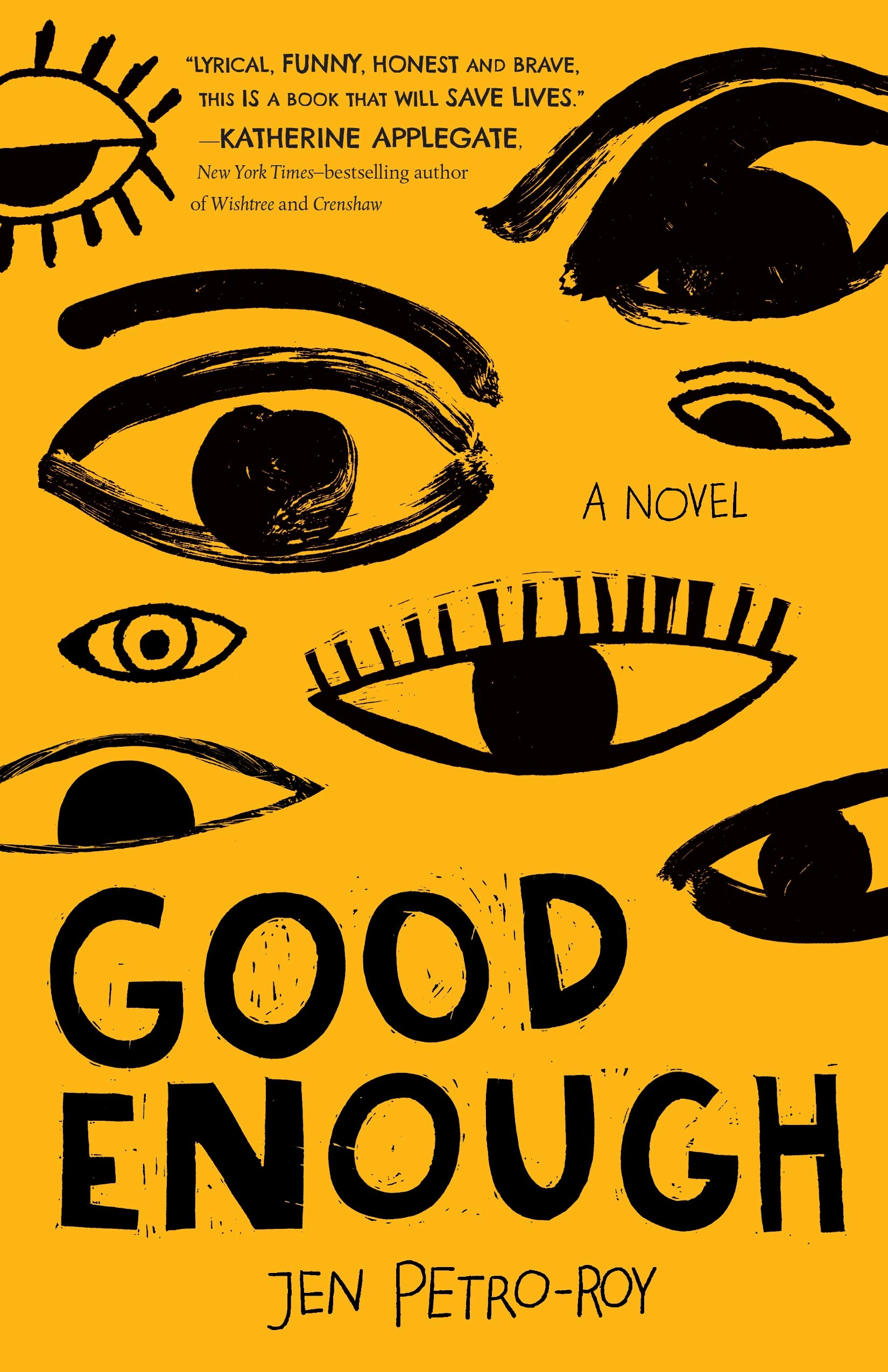 Cover art for the book entitled Good Enough
