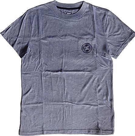 DC Shoes Basic - Camiseta con Bolsillo para Hombre EDYKT03463 ...