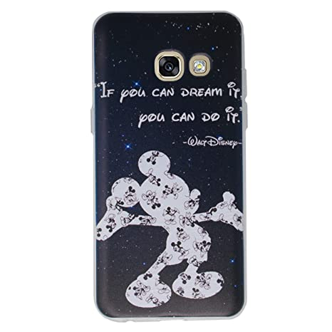 coque galaxy a3 2017 disney