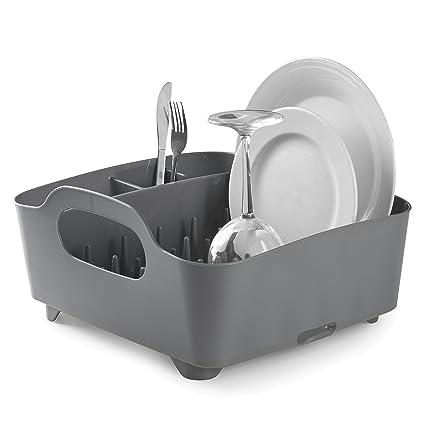 Umbra 330590 149 Sechoir A Vaisselle Pour Baignoire Plastique