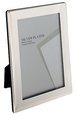 Unity Thin Edge Photo Frame, Metal, Silver, 10 x 12-Inch: Amazon.co ...