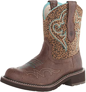 Amazon.com | Ariat Women's Fatbaby Western Cowboy Boot | Mid-Calf