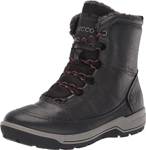 ECCO Women's Trace Lite Mid Hydromax Water Resistant Winter Snow Boot