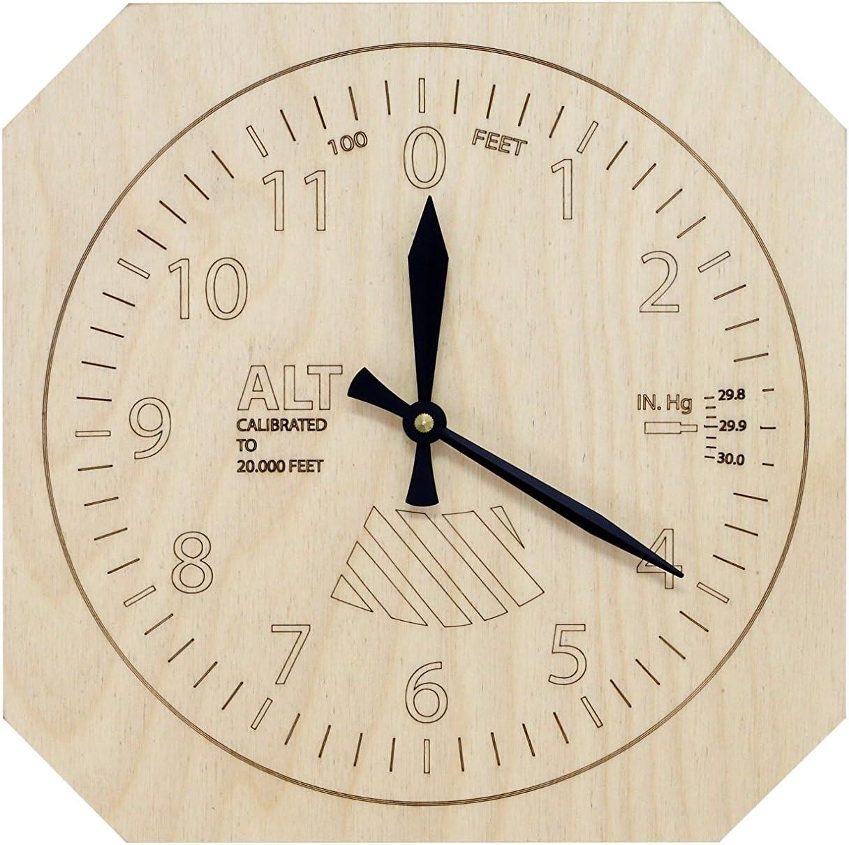 Amazon Com Advance Clock Co 10 Wall Clock Black Home Kitchen