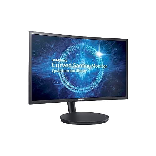 Samsung C24FG70FQU Monitor de 23 5 Full HD 350 cd m 1920 x 1080 pixeles formato 16 9 144 Hz 1 ms LED color negro