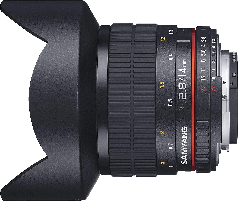 Samyang af 35 mm//2,8 fe lente para Sony e-Mount mercancía nueva