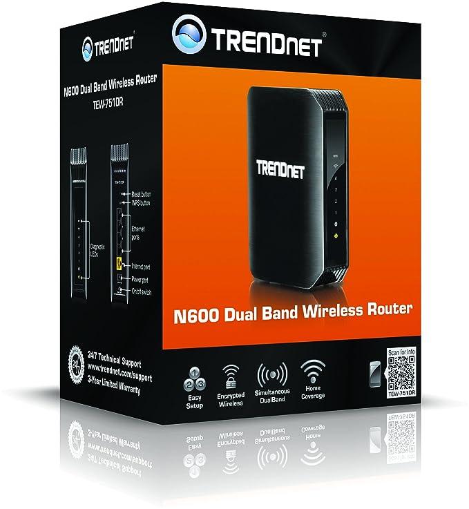 TRENDnet TEW-751DR Router Update