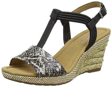 Shoes ComfortSandales Femme Gabor Ouvert Bout uOXPkZi