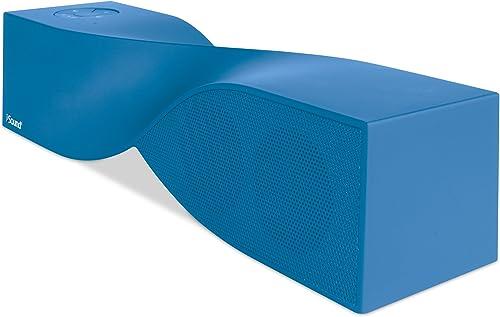 iSound Twist Bluetooth Wireless Mobile Speaker Rubberized Blue