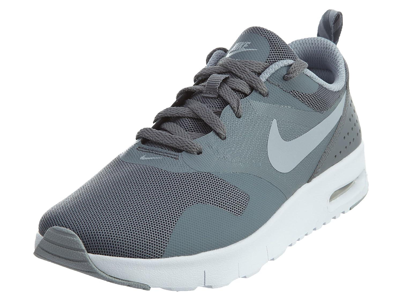 29f8c6fc91 Amazon.com | Nike Boy's Air Max Tavas Running Shoe Cool Grey/White/Wolf Grey  10.5C | Running
