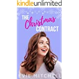 The Christmas Contract: A small town holiday Christmas contemporary romance (Thor's Shipbuilding Book 4)