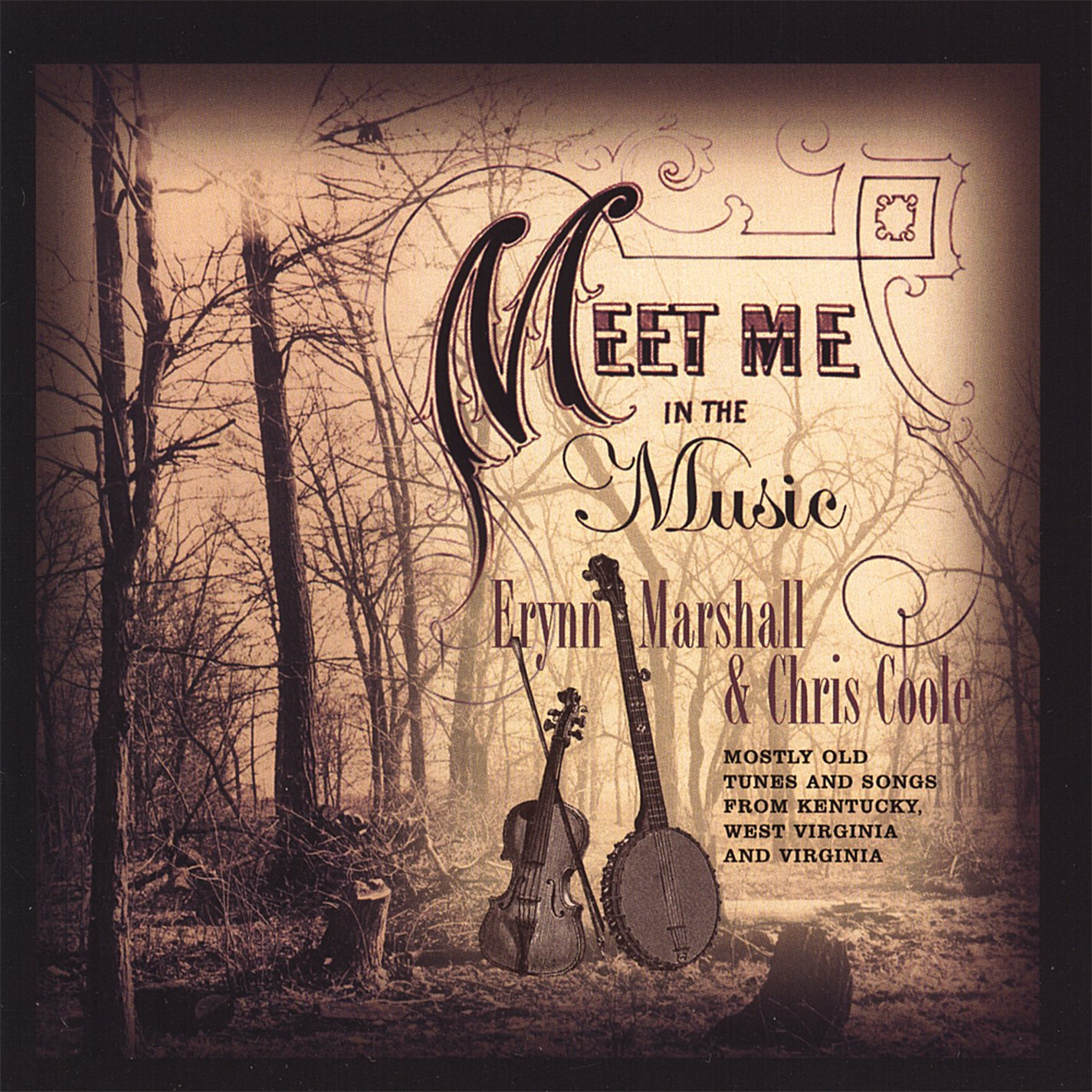 Meet Me in the Music by CD Baby