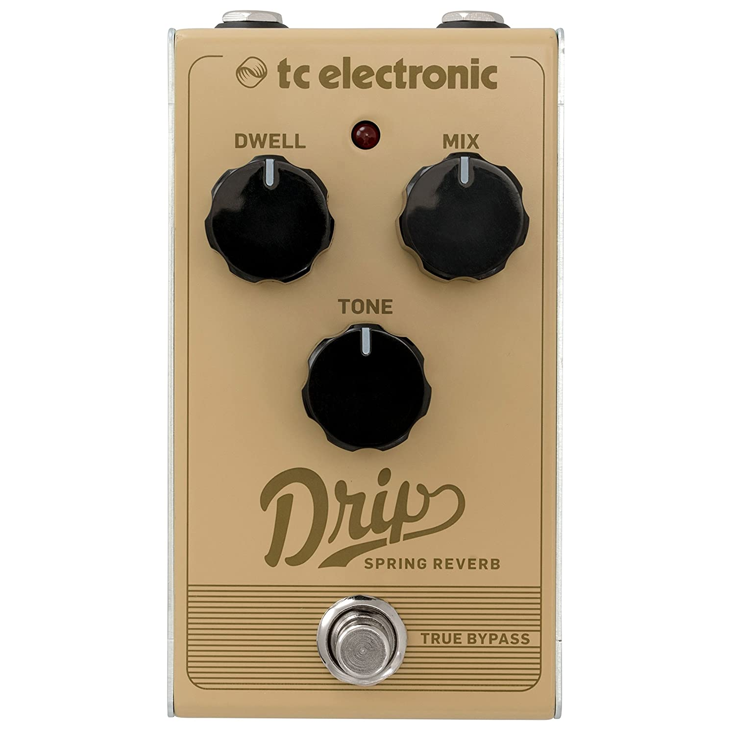 TC Electronic Drip Spring Reverb verstellbar Dwell/Mix und Ton für Sparkling Reverb Sound Music Group
