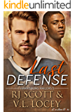 Last Defense (Harrisburg Railers Book 5)