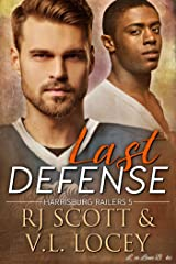 Last Defense (Harrisburg Railers Book 5) Kindle Edition
