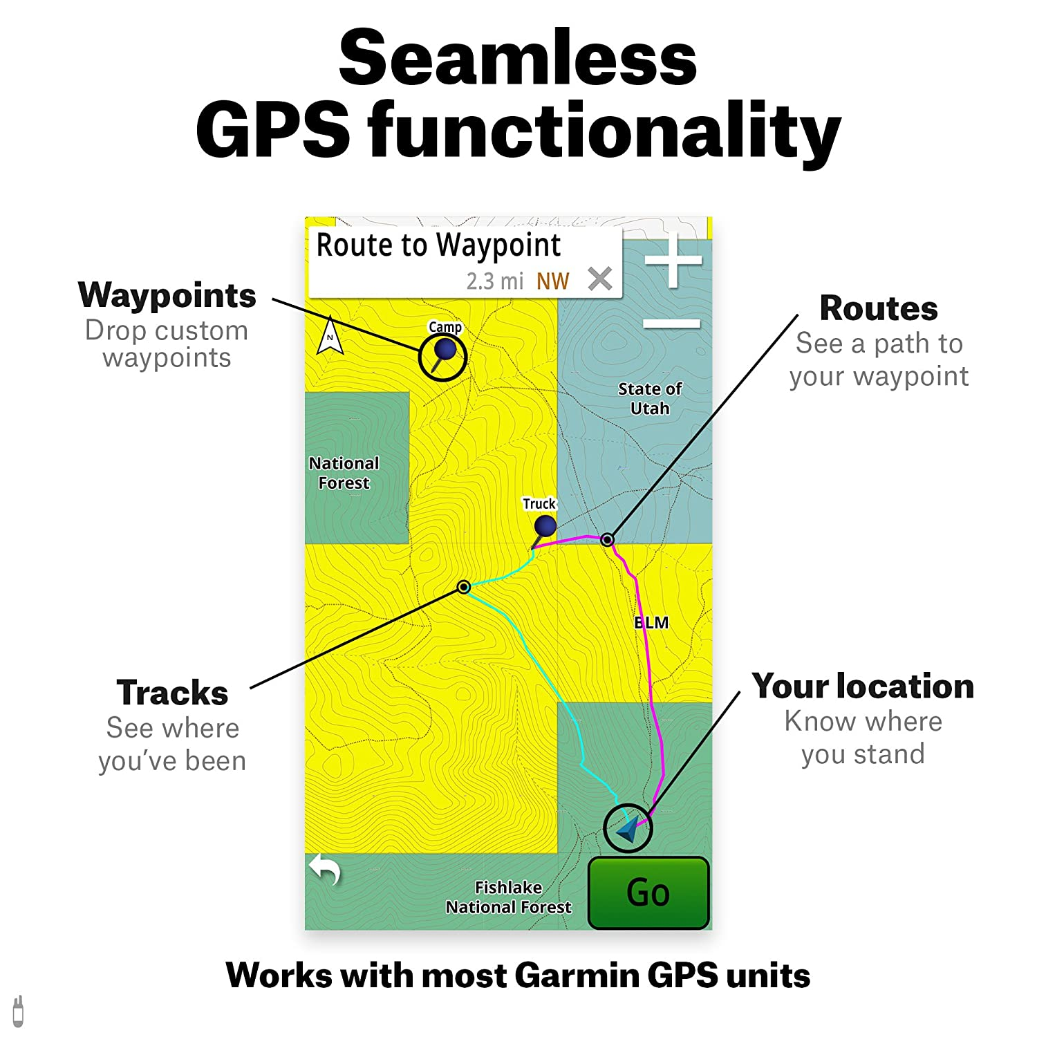 Amazon onX HUNT Montana Digital Hunting Map For Garmin GPS Premium Membership For Smartphone and puter Color Coded Land Ownership 24k Topo