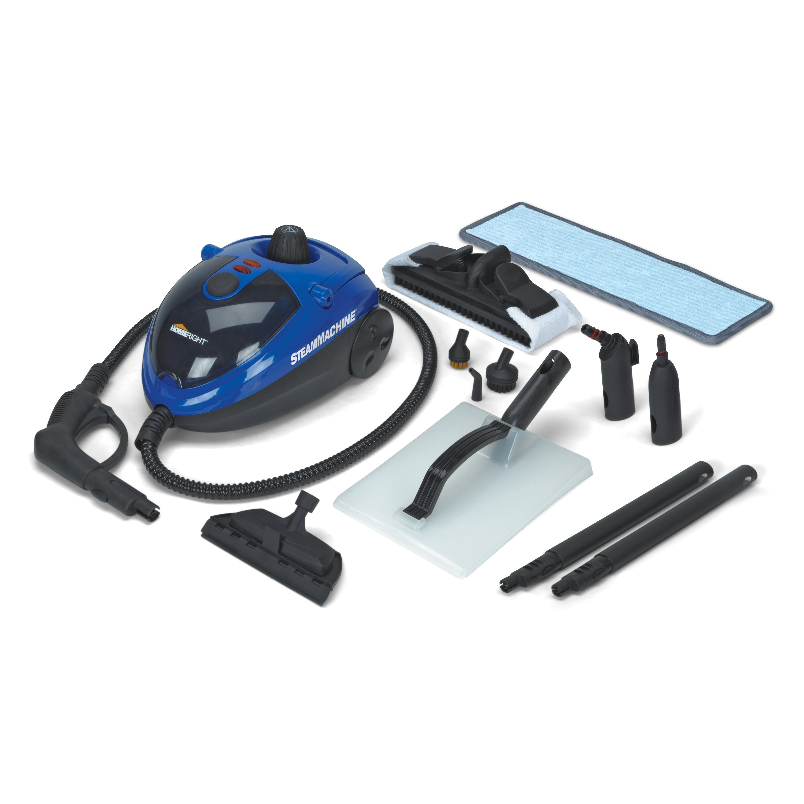 HomeRight C800880 Steam Machine Steamer for Steam Cleaning and Wallpaper Removal product image
