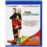 Four Christmases (Rpkg/BD) [Blu-ray]