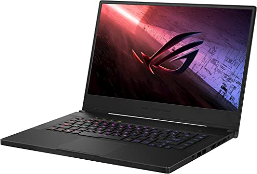 "Amazon.com: ASUS ROG Zephyrus S15 (2020) Gaming Laptop, 15.6"" 300Hz IPS Type FHD, NVIDIA GeForce RTX 2080S, Intel Core i7-10875H, 32GB DDR4, 1TB RAID 0 SSD, Per-Key RGB, Thunderbolt 3, Windows 10, GX502LXS-XS79: Computers & Accessories"