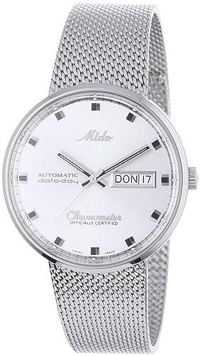 59d2eaae8012 MIDO Commander M84294C111 - Reloj de caballero automático