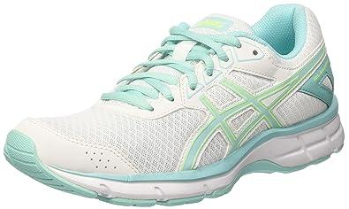 da1841cd1495 ASICS Gel-Galaxy 9 Women s Running Shoe - 9 Blue  Amazon.co.uk ...