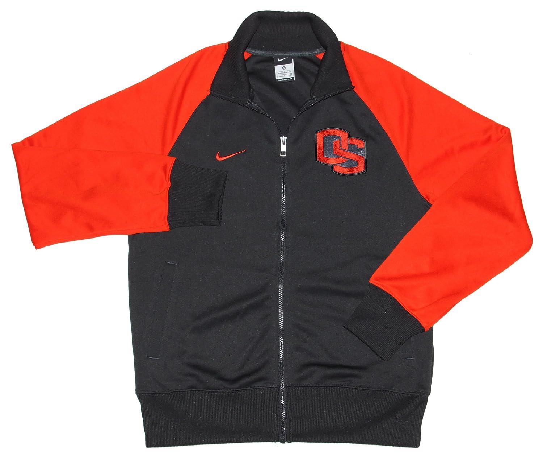 Amazon.com  Nike Men s Oregon State Beavers Track Jacket Dark Grey Orange  Sz Small  Sports   Outdoors 233d0b6d7
