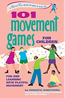 Dance for young children finding the magic in movement sue stinson 101 movement games for children fun and learning with playful movement smartfun books fandeluxe Gallery