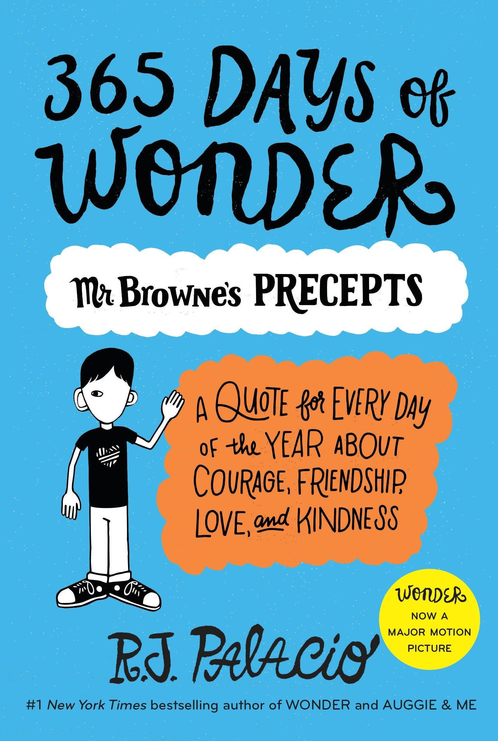 365 Days Wonder Brownes Precepts product image