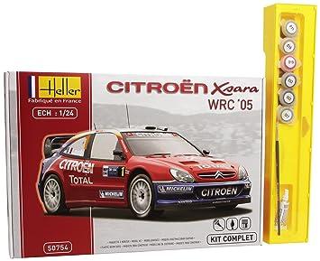 Heller - 50754 - Maqueta - Citroën XSARA WRC05 Rally de ...