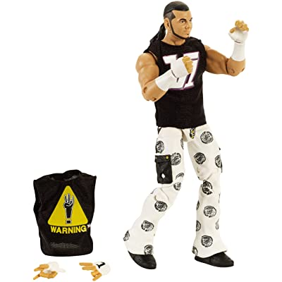 WWE Summerslam Elite Collection Matt Hardy Action Figure: Toys & Games