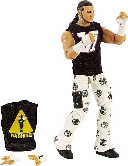 WWE Matt Hardy SummerSlam Accessoires 2018 Elite MATTEL WRESTLING Action Figure