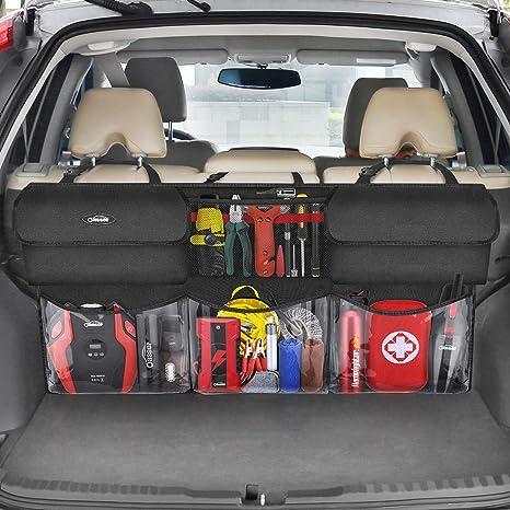 Amazon.com: Oasser Organizador de maletero para asiento ...