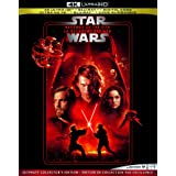 Star Wars: Revenge of the Sith (Feature) [Blu-ray] (Bilingual)