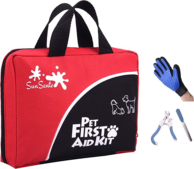 Pet First Aid Kit for Dogs & Cats - Best For Design