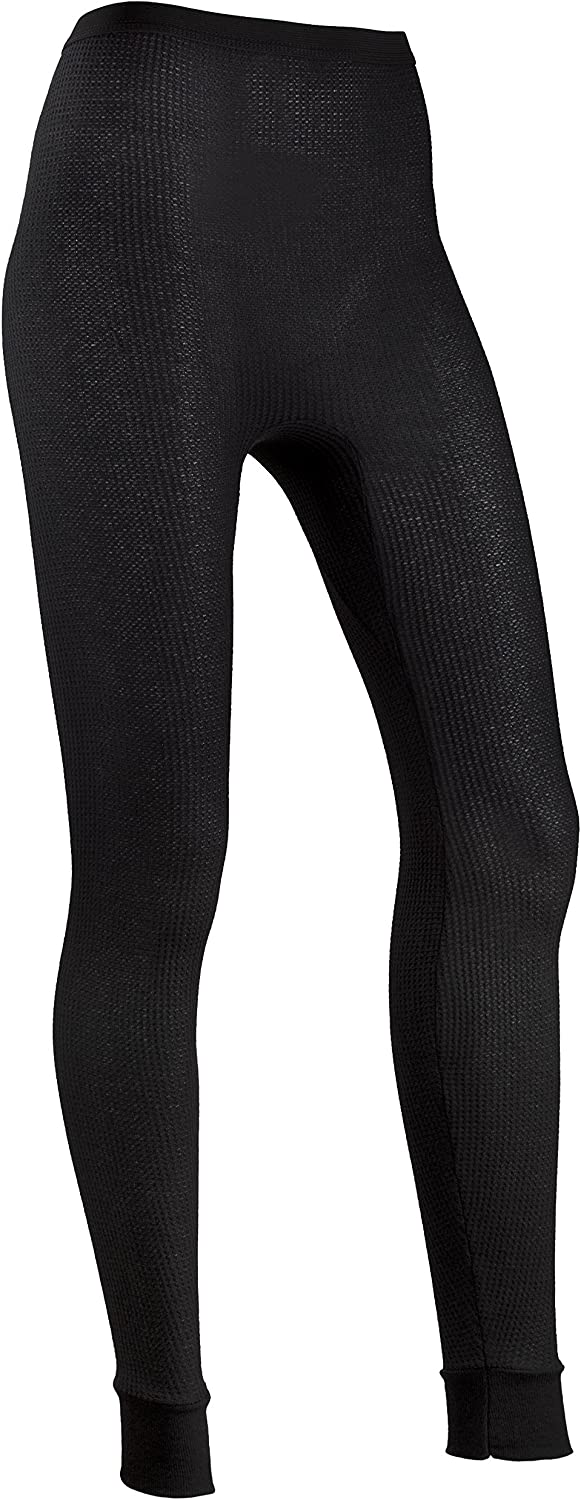 Indera Women's Warmwear Traditional Thermal Underwear Pant: Clothing