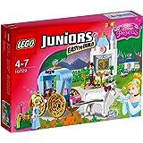 Lego 10729 - Juniors - Jeu de Construction - Le Carrosse de Cendrillon