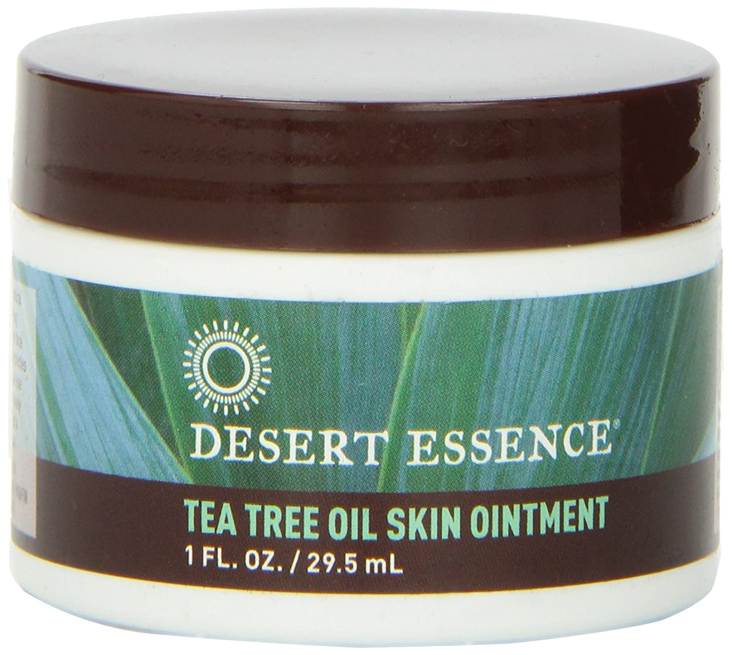 Desert Essence Tea Tree Oil Skin Ointment 30Ml (並行輸入品) B00199YUBG