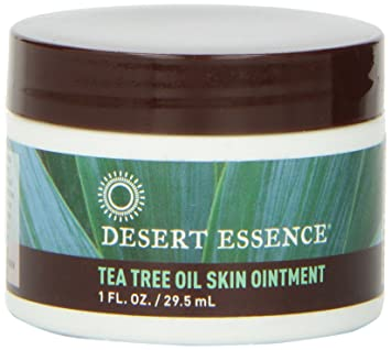 Amazon Com Desert Essence Org Tea Tree Oil Skin Oint 1fl Oz