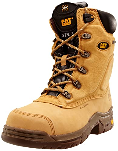 CAT Footwear Supremacy, Men's Work and Safety Boots: Amazon.co.uk ...