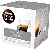 NESCAFÉ DOLCE GUSTO Barista Coffee Pods, 16 Capsules (Pack of 3 - Total 48 Capsules, 48 Servings)