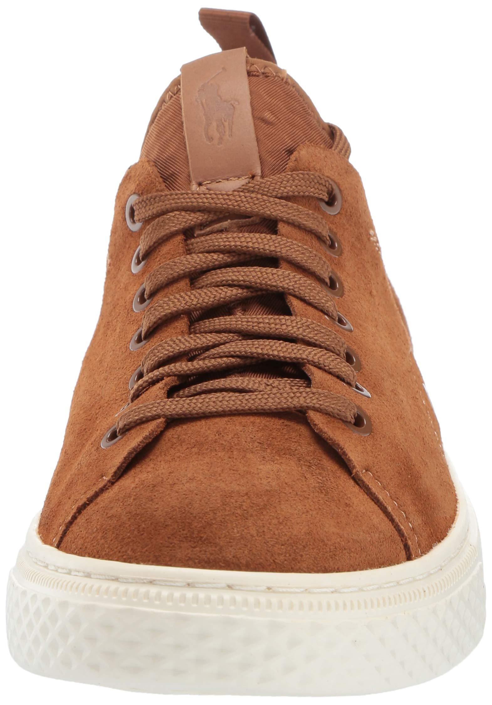 Choose SZ//Color Polo Ralph Lauren Men/'s Dunovin Sneaker