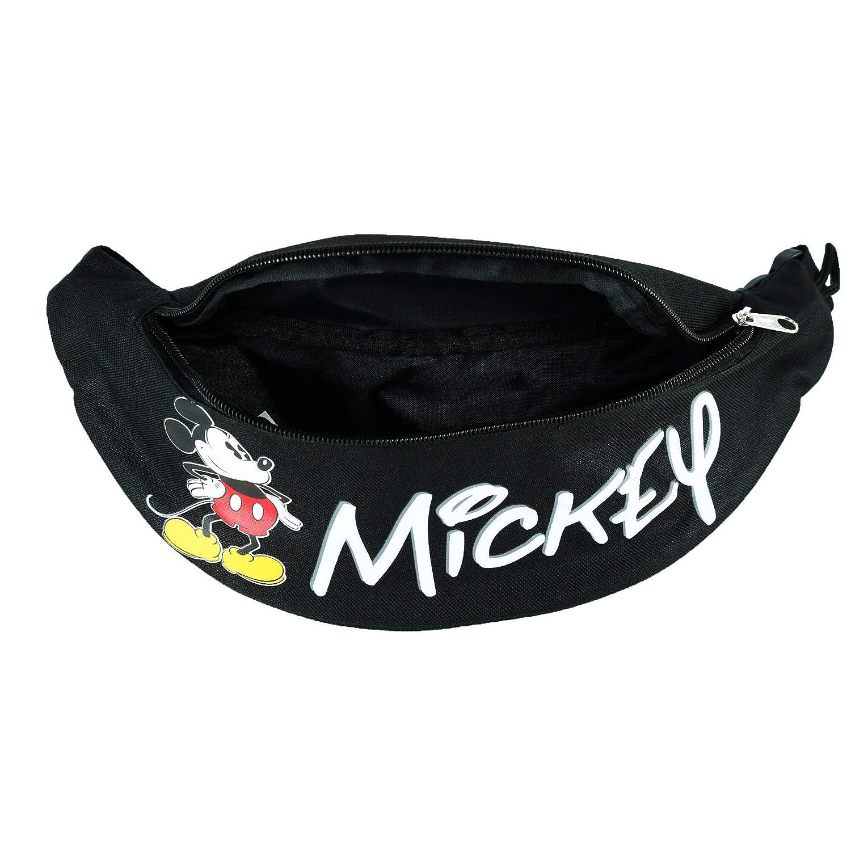 Disney Mickey Mouse Waist Pack Black