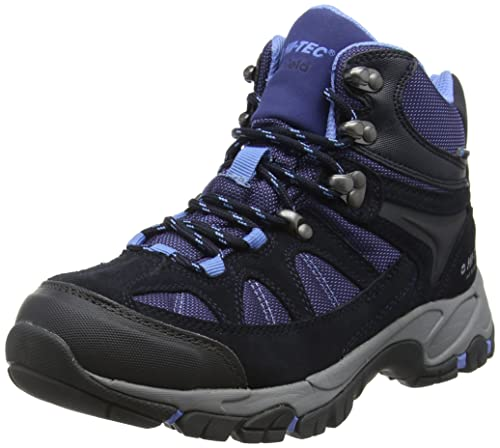 Hi-Tec Women's Altitude Lite Ii I Waterproof High Rise Hiking Boots, Blue (
